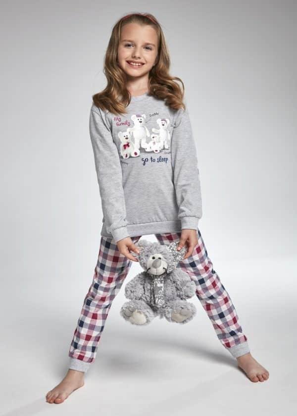 Pijama Menina My Family para toda a família